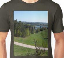 an awe-inspiring Poland landscape Unisex T-Shirt