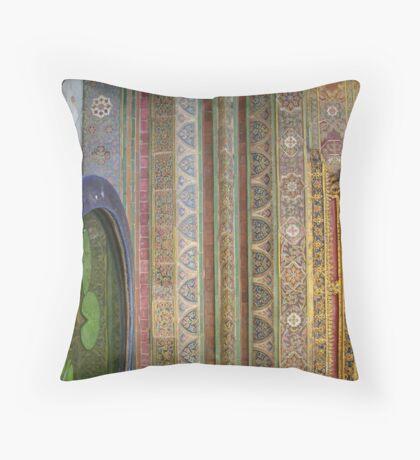 Royal Palace - Thailand Throw Pillow