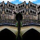 Bridge Over The River Fantasy by Malkman