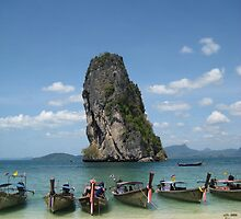 Thailand Travel - Thailand by Ginelle Colombo