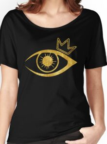 Eye of the Crown  Women's Relaxed Fit T-Shirt