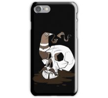 Colonel Pigeonpipe's Skull iPhone Case/Skin
