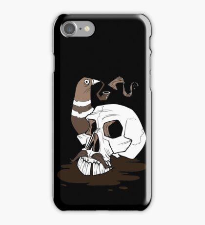 Colonel Pigeonpipe's Skull iPhone Case/Skin