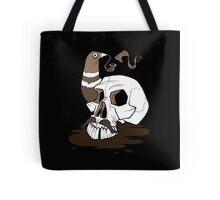 Colonel Pigeonpipe's Skull Tote Bag