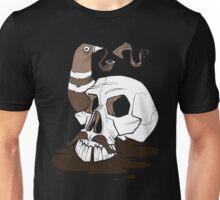 Colonel Pigeonpipe's Skull Unisex T-Shirt