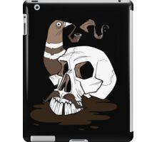 Colonel Pigeonpipe's Skull iPad Case/Skin