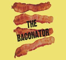 The Baconator! Kids Clothes