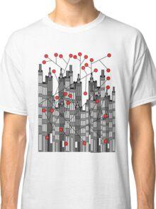 A Tree Grows Across Manhattan Classic T-Shirt