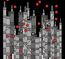A Tree Grows Across Manhattan by Gail Gabel, LLC