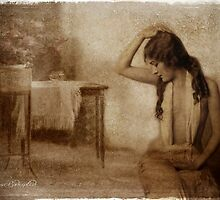Just an old fashioned girl by © Kira Bodensted