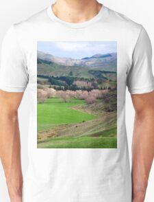 a desolate New Zealand landscape T-Shirt
