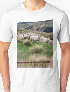 an exciting New Zealand landscape T-Shirt