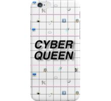 Cyber Queen Phone Case iPhone Case/Skin