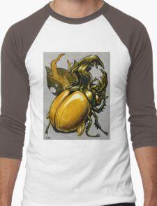 Hercules Beetle Men's Baseball ¾ T-Shirt