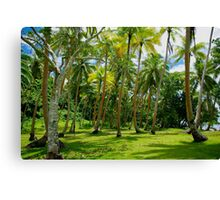 Palm Tuesday  Canvas Print