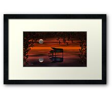 When You're Only Lonely Framed Print