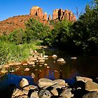Cathedral Rock & Oak Creek by eegibson