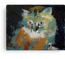 Himalayan Cat Canvas Print