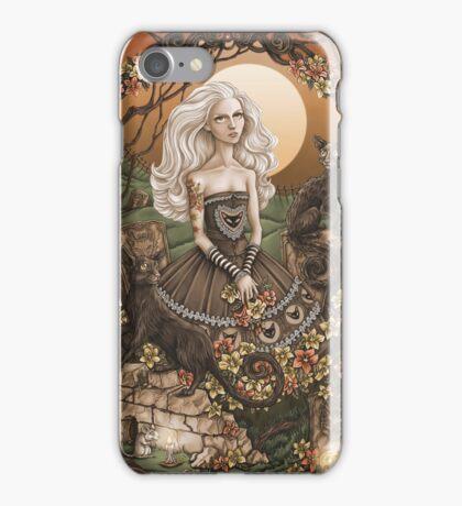 Carlotta iPhone Case/Skin