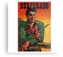 Vintage Desperado Metal Print