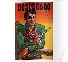 Vintage Desperado Poster