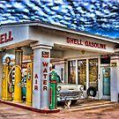 Shell Station 2 by DesertDweller