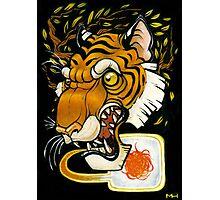 Tiger's Roar Photographic Print