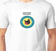 Flog Knaw/Golf Wang-White Unisex T-Shirt