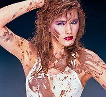 Mud Wrestler by sostroff