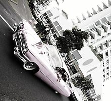 Pink Cadillac by Adam Jones
