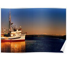 Discovery ~ Port Townsend, WA ~ HDR Series Poster
