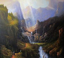 Rivendell,The Last Homely House. by Joe Gilronan