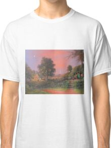 A Party Under The Tree. Classic T-Shirt