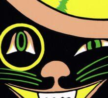 Black Cat - Dapper Dan Sticker
