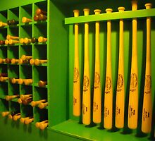 Louisville Sluggers by CarpexNoctem