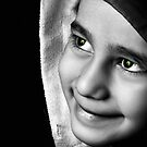 Innocent Smile by RajeevKashyap