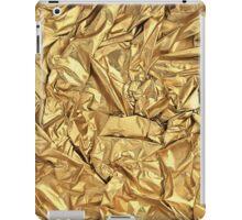 NASA gold iPad Case/Skin
