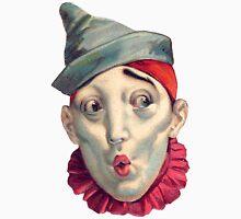 Vintage Clown - Red Ruffles Unisex T-Shirt