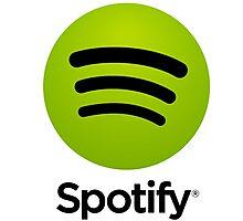 Spotify Photographic Print