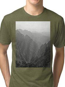 an inspiring China landscape Tri-blend T-Shirt