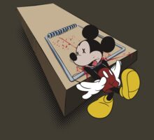 mickey trap by Я M
