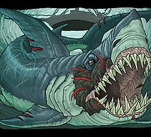 Jaws  by stablercake