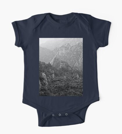 an incredible China landscape One Piece - Short Sleeve