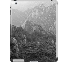 an incredible China landscape iPad Case/Skin