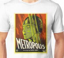 Metropolis - Vintage Sci-Fi Film by Fritz Lang Unisex T-Shirt