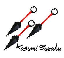 Kasumi suzaku Photographic Print