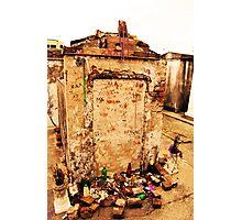Tomb of Marie Laveau Photographic Print