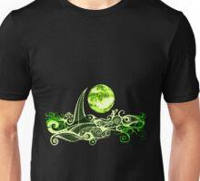 Tshirt - Lunar Sailing - Lime T-Shirt