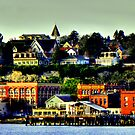 Victorian Sea Port ~ Port Townsend, WA ~ HDR Series by lanebrain photography