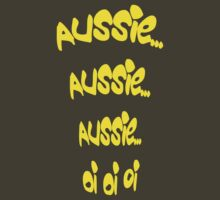 Aussie Aussie Aussie Oi Oi Oi... by A1000WORDS